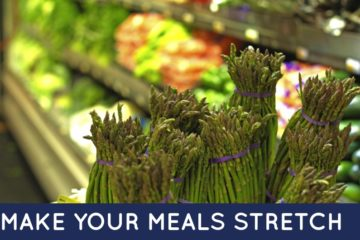 Save money when cooking for yom tov. Don't blow your budget when shopping for food. These tips make your meal stretch.