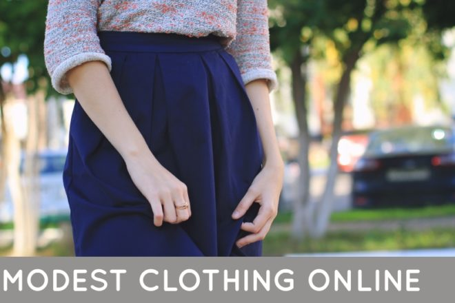 Finding modest clothing online is possible! These tips will help you shop modest clothing online.