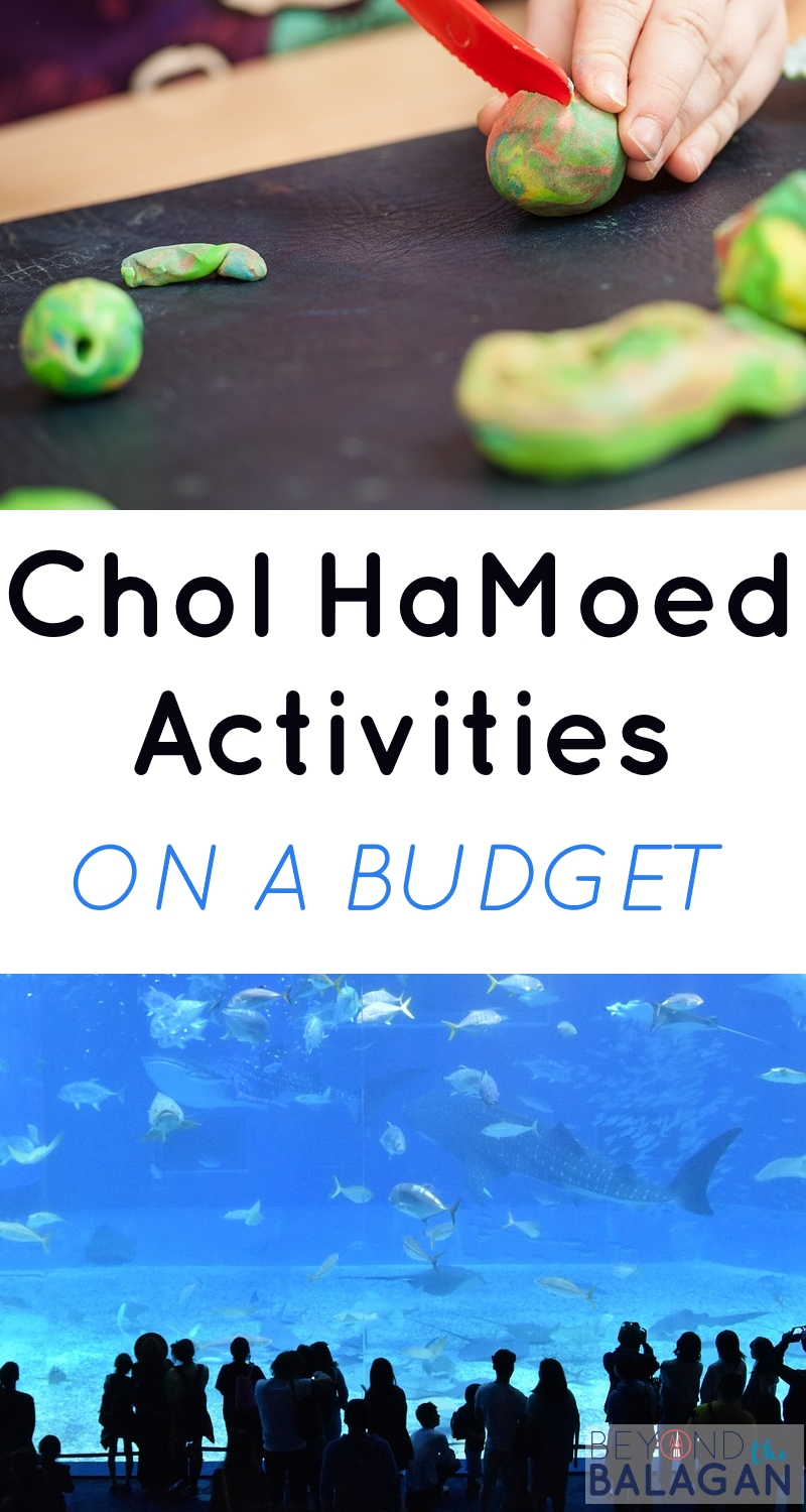 Check out this list of Chol HaMoed activities on a budget! These Chol HaMoed activities will make your Chol HaMoed fun and exciting.