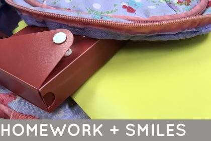 Your kids CAN do homework with a smile! Check out these ten tips for getting kids to smile when they do homework!