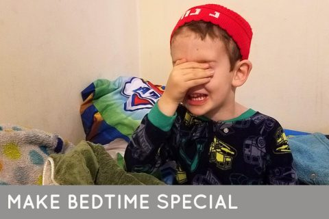 Make bedtime special with these super simple tips and tricks for preschoolers and toddlers #parenting #jewishparenting #jewishmom #jewish #motherhood