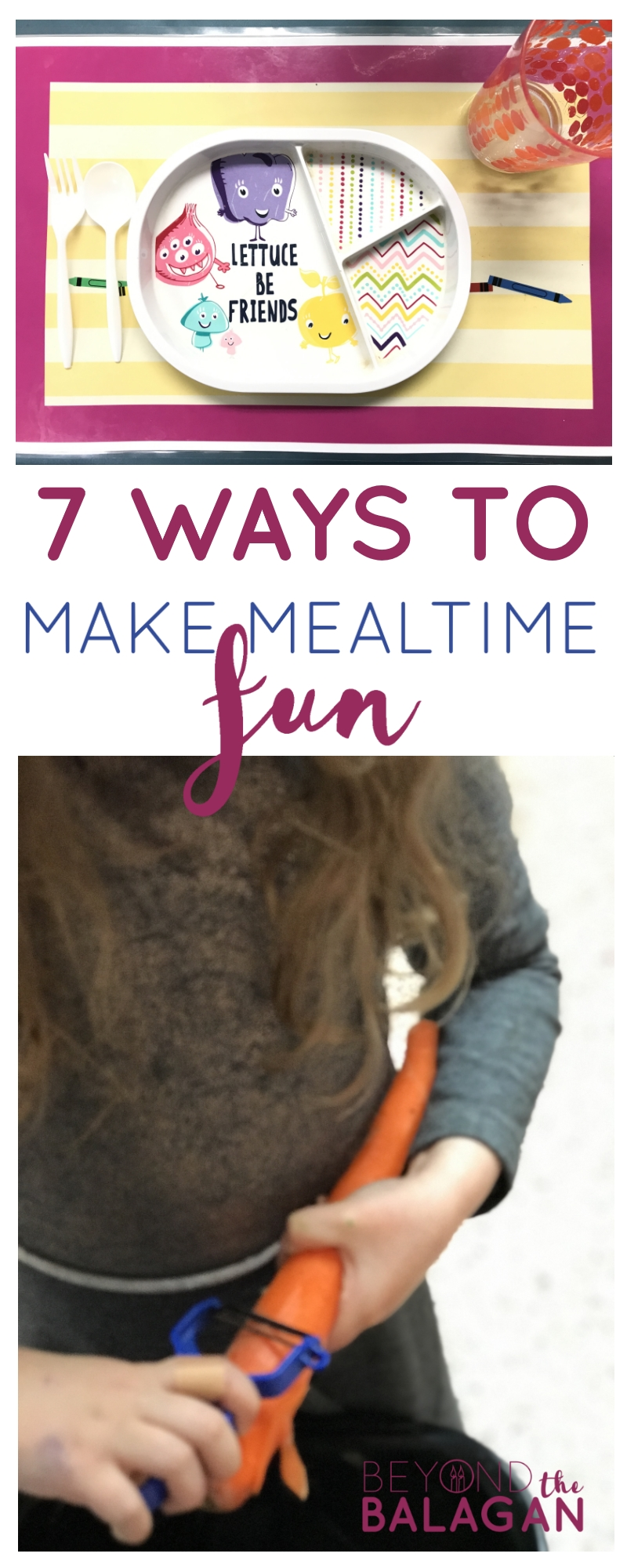 Make family mealtime fun with these 7 easy ideas. Family dinners and mealtimes can be fun and enjoyable if you do just a few things on this list! #mealtime #familydinner #kidfriendlymeals