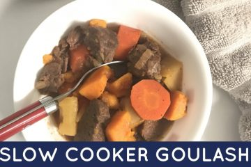 slow cooker goulash kosher for passover