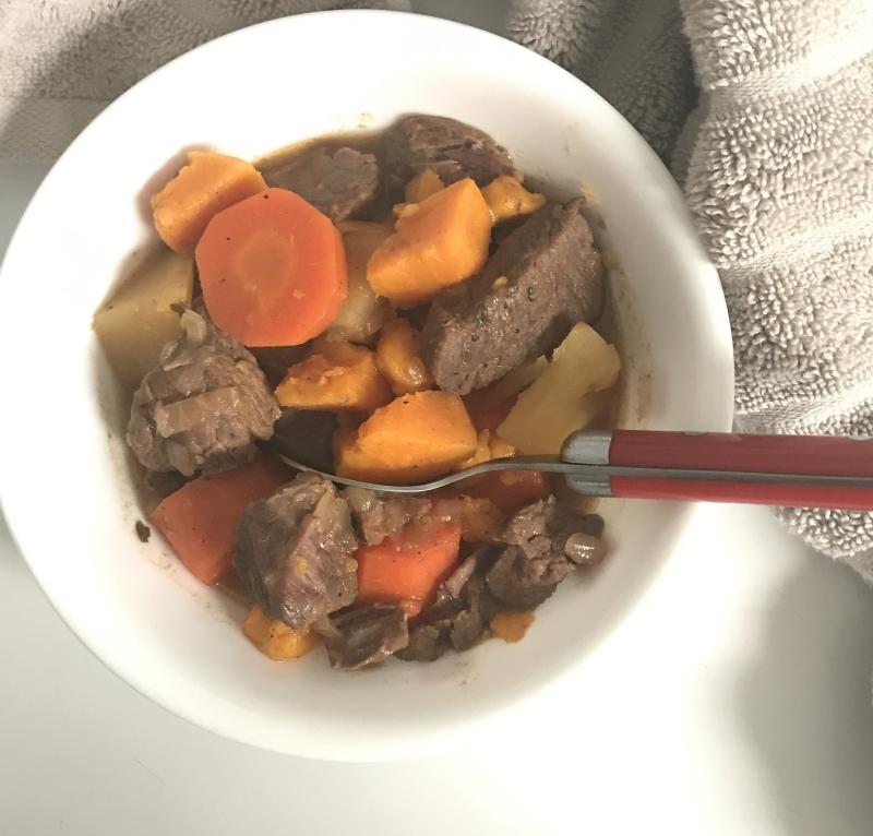 slow cooker goulash kosher for pesach