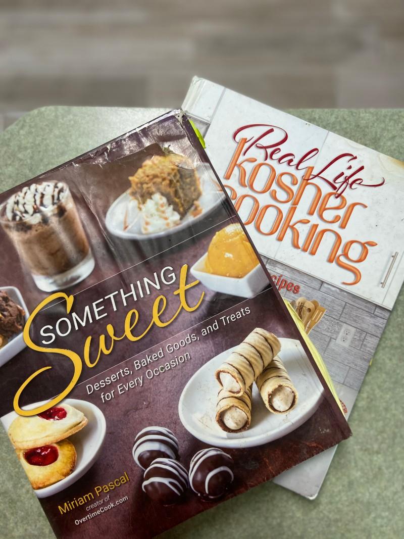 kosher cookbooks